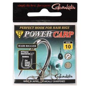 Gamakatsu Power carp hair riggers barbless