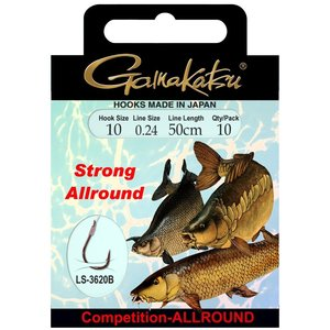 Gamakatsu Competition-allround strong 50cm LS-3620B