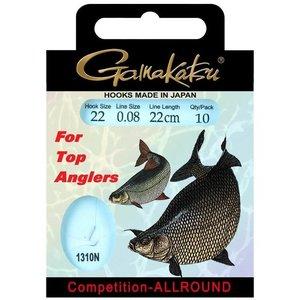 Gamakatsu Competition-allround 22cm 1310N