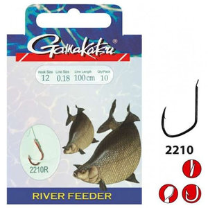 Gamakatsu River feeder 100cm 2210R