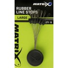 Matrix Rubber line stops