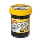 Berkley Powerbait black garlic