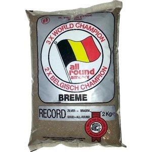 van den Eynde Record Breme silver black