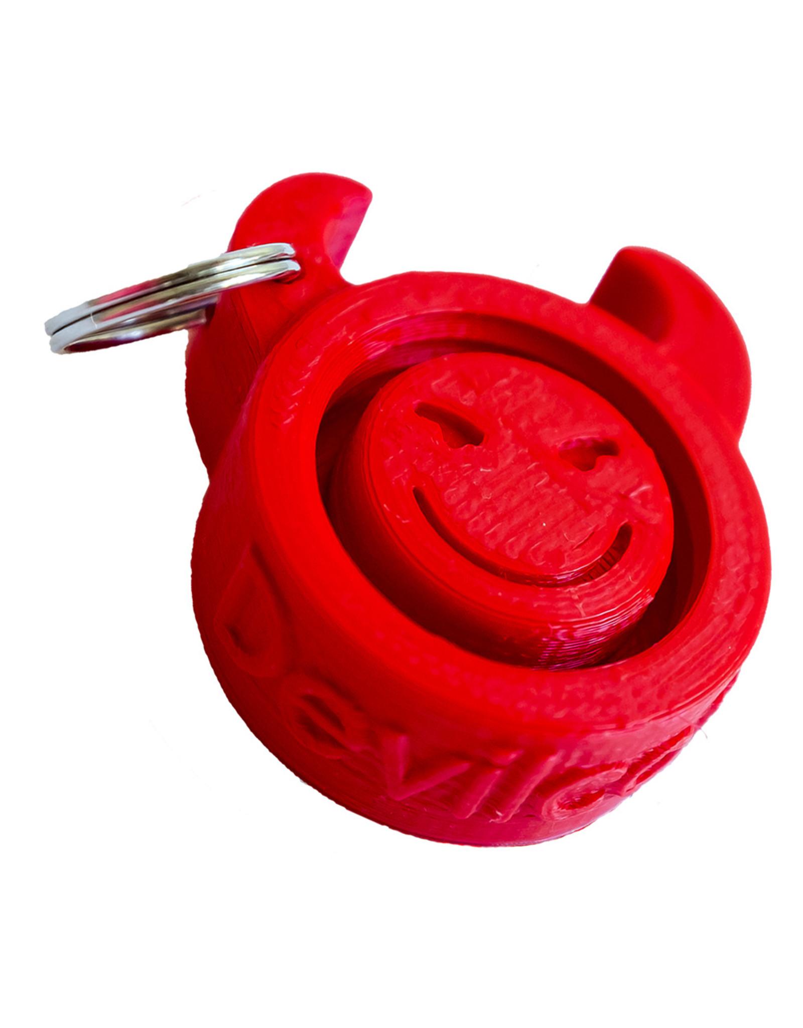 Festicap Devilcap | Een deal met de duivel om je flesje te kunnen sluiten