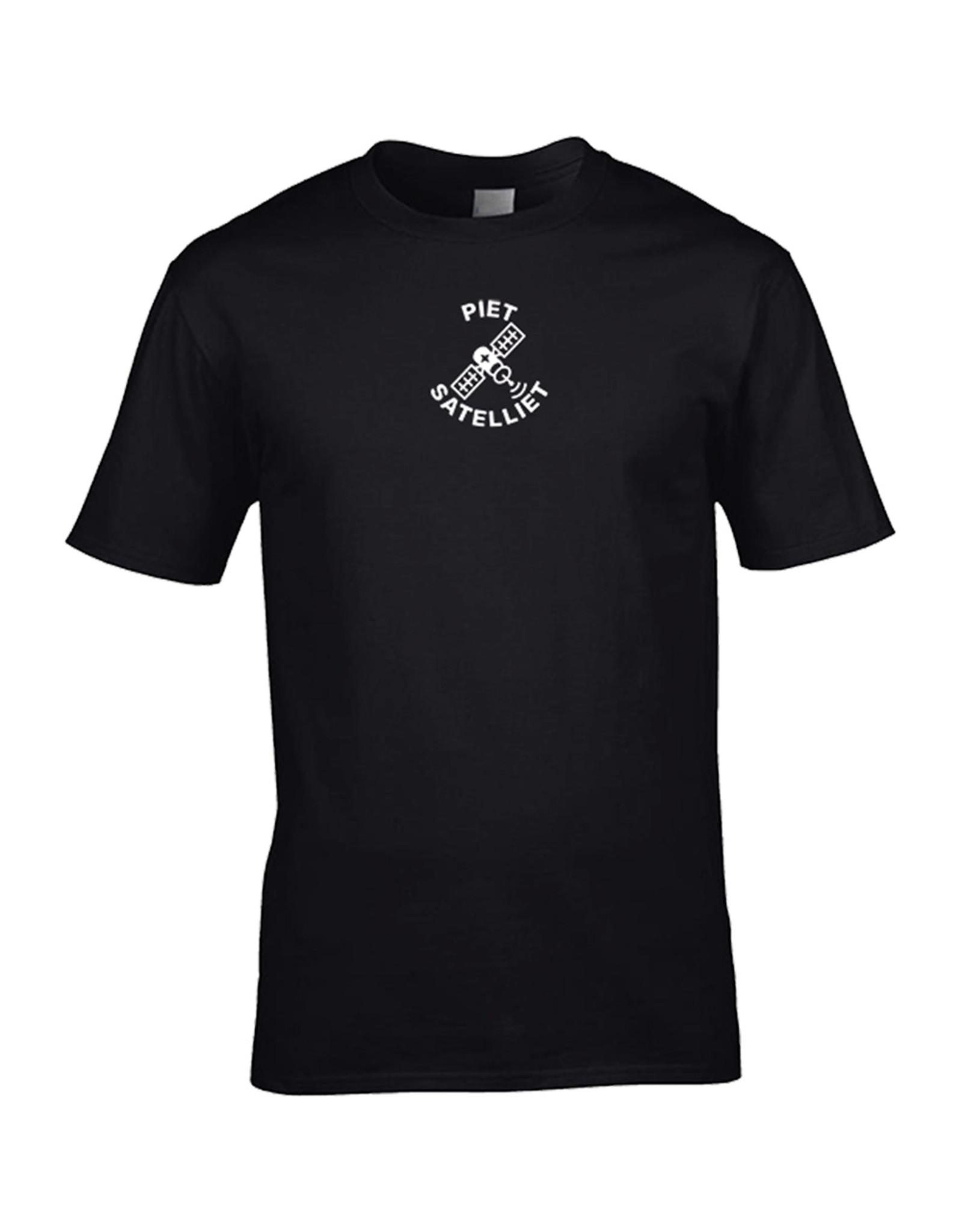 Festicap T-Shirt Piet Satelliet | Zacht katoen | Hand gemaakt