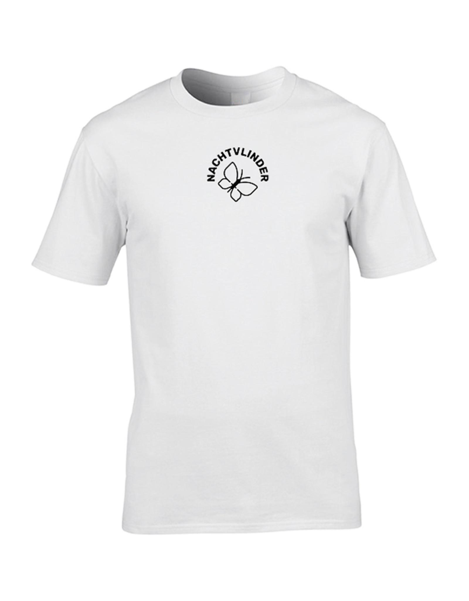 Festicap T-Shirt Nachtvlinder | Zacht katoen | Hand gemaakt