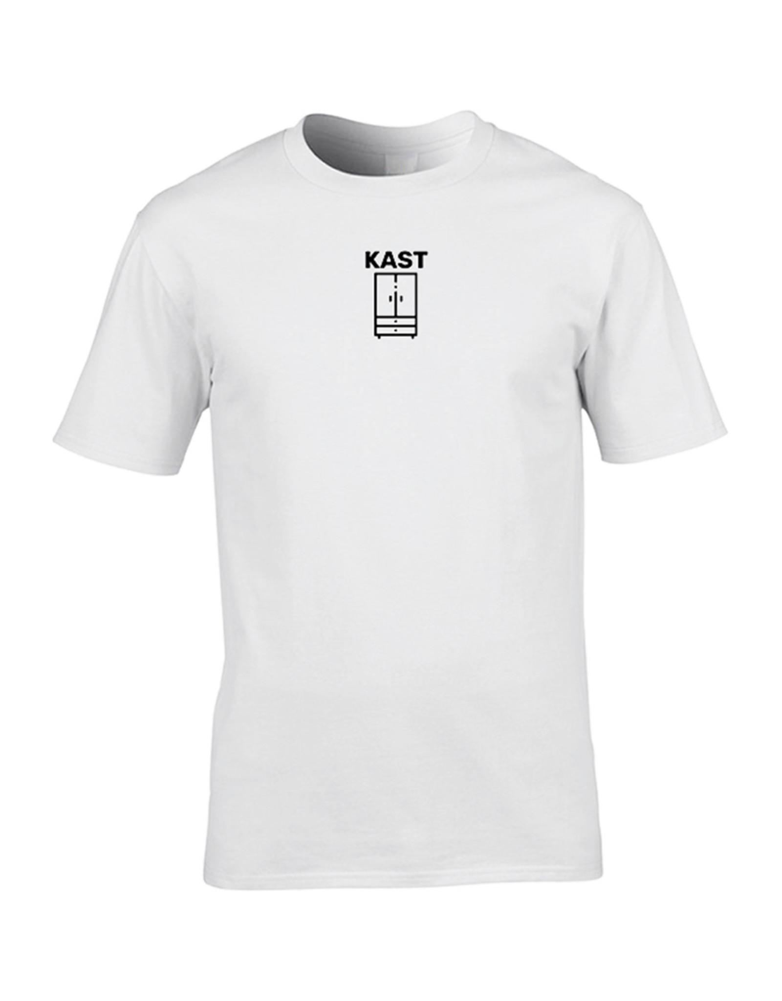 Festicap T-Shirt Kast | Zacht katoen | Hand gemaakt