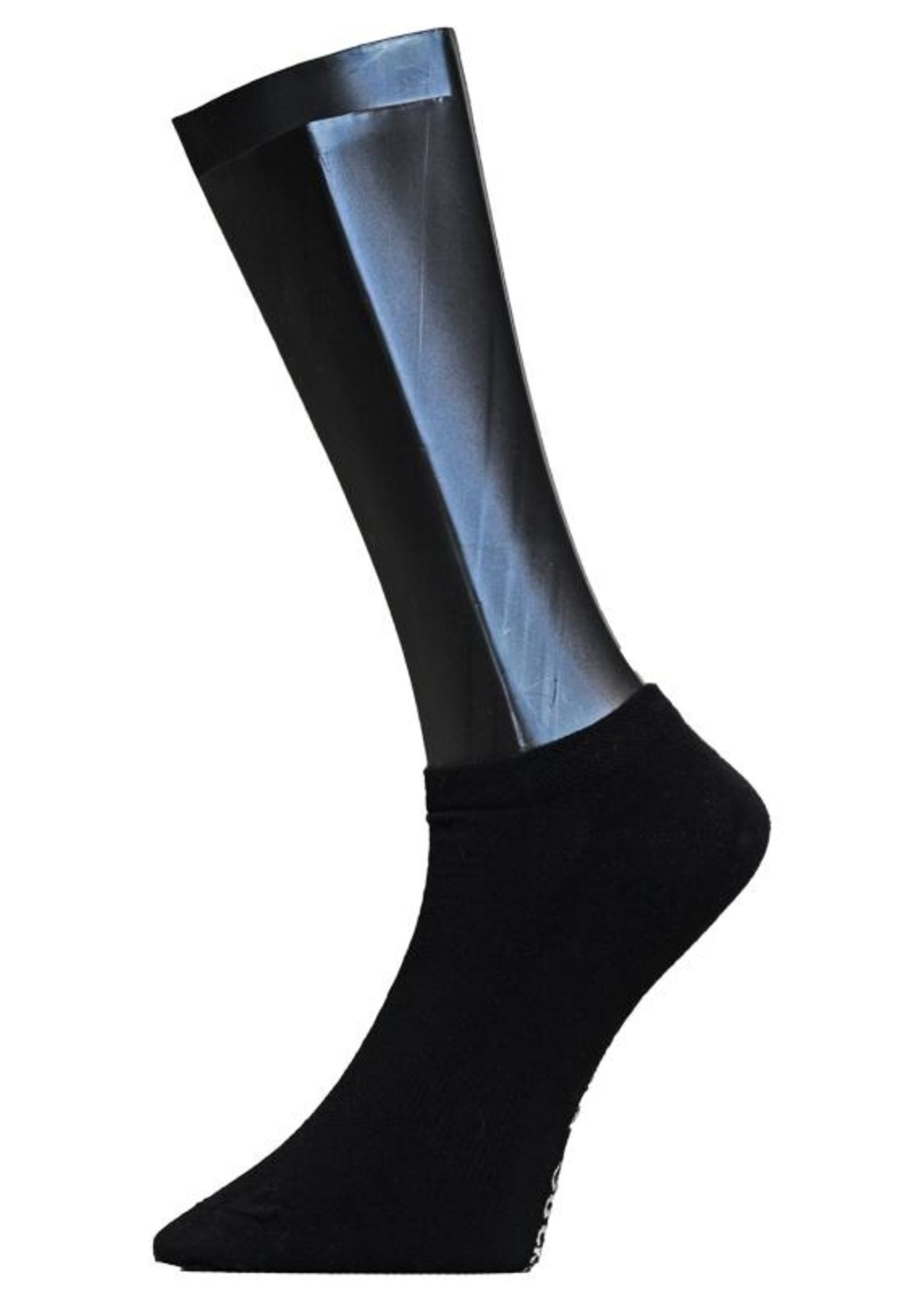 Sneaker fijn - Zwart (2 paar)