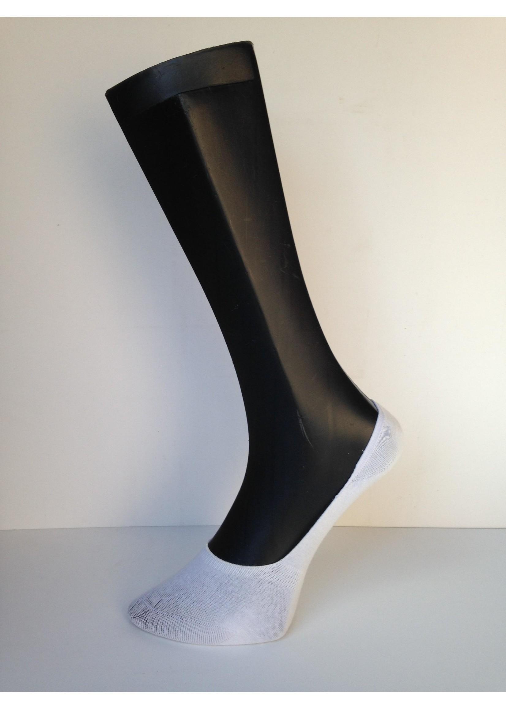 Extra fijne onzichtbare sneaker (2 paar)