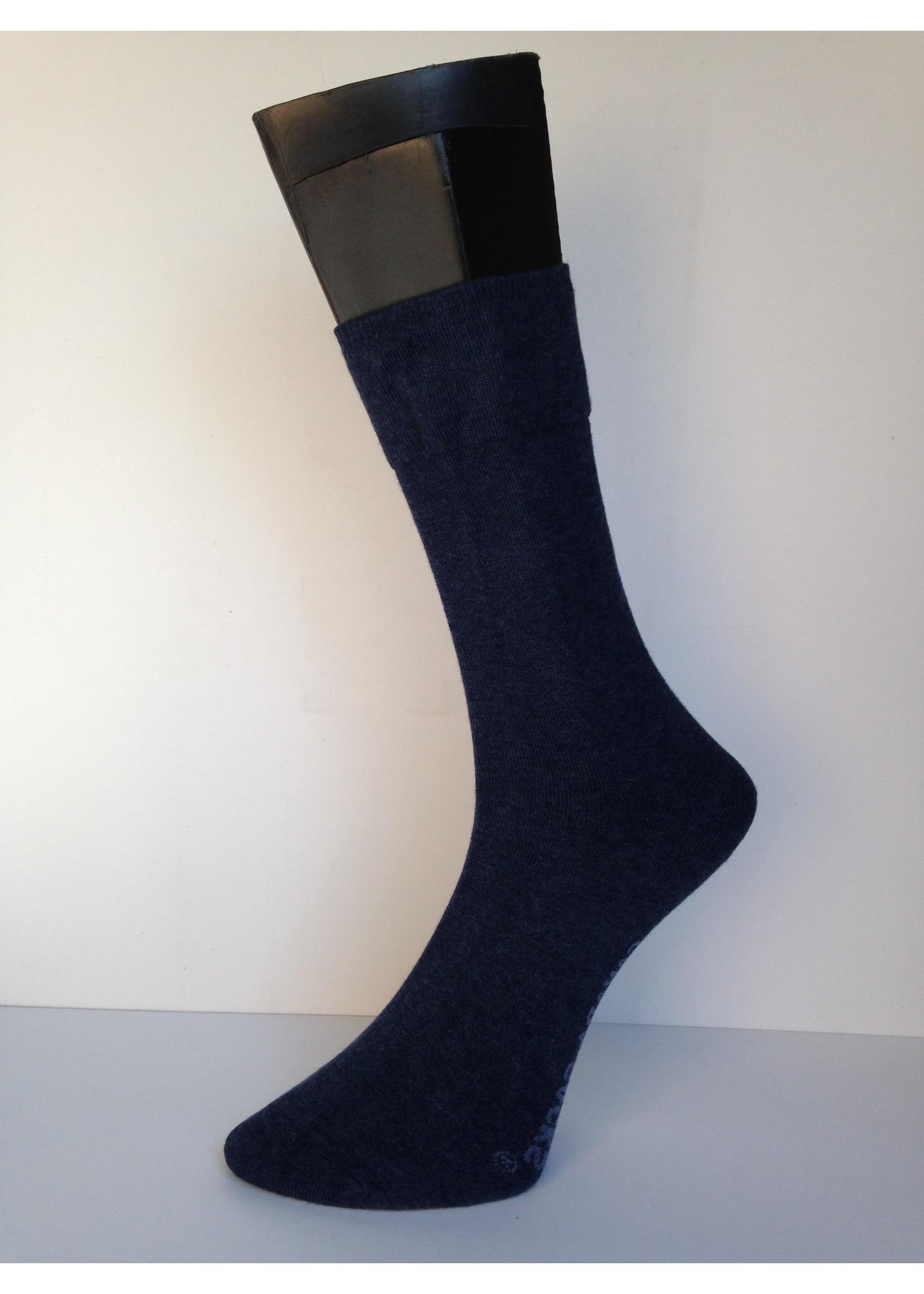 Fijne sok voor Diabetici - Jeans (2 paar)