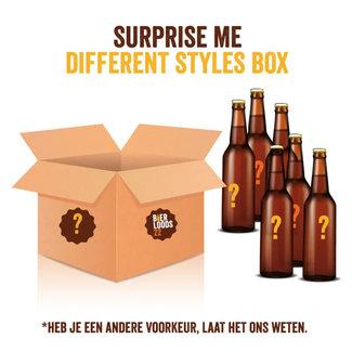 Bierloods22 Beerbox - Surprise Box Different Styles