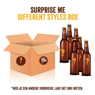 Bierloods22 Bierpakket - Verrassings Box Different Styles