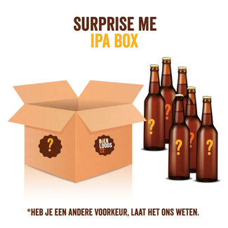 Bierloods22 Bierpakket - Verrassings Box IPA