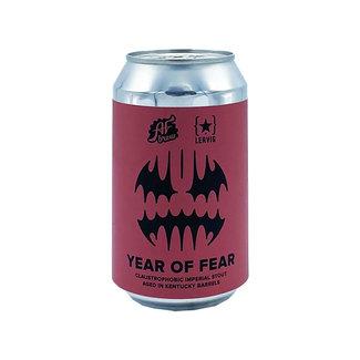 AF Brew AF Brew Collab/ Lervig - Year of Fear. Kentucky