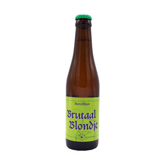 Brouwerij BorrelNoot Brouwerij BorrelNoot - Brutaal Blondje