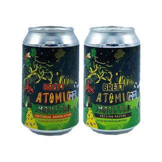 Brouwerij Poesiat & Kater Brouwerij Poesiat & Kater collab/ Eleven Brewery - Brett-Atomic Monster