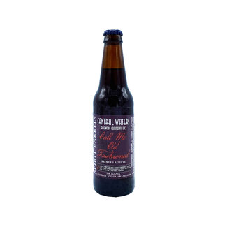 Central Waters Brewing Company Central Waters Brewing Company - Brewer's Reserve Call Me Old Fashioned