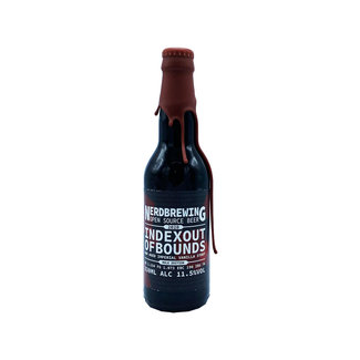 Nerdbrewing Nerdbrewing - Indexoutofbounds Oak Aged Imperial Vanilla Stout - Mole Ed. (2020)