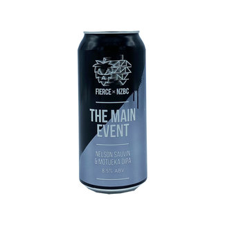 New Zealand Beer Collective New Zealand Beer Collective collab/ Fierce Beer - The Main Event
