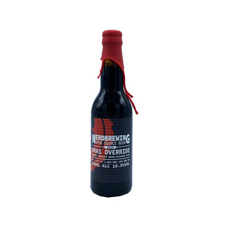Nerdbrewing Nerdbrewing - Xmas Override Imperial Chocolate Orange Milkshake Stout (2020)