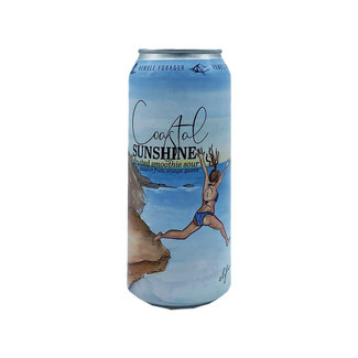 Humble Forager Brewery Humble Forager Brewery - Coastal Sunshine (v9) Passion Fruit. Orange. Guava