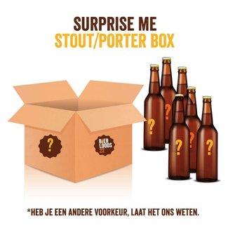 Bierloods22 Bierpakket - Verrassings Box Stout/Porter