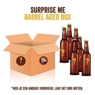 Bierloods22 Bierpakket - Verrassings Box Barrel Aged