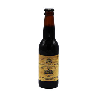 Bronckhorster Brewing Company Bronckhorster Brewing Company - Barrel Aged Serie No.27 (Midnightporter Heaven Hill Barrel Aged)