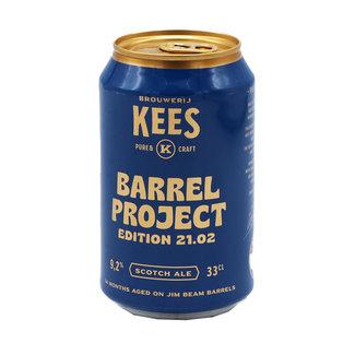 Brouwerij Kees Brouwerij Kees - Barrel Project 21.02