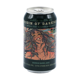Collective Arts Brewing Collective Arts Brewing collab/ Mikkeler - Origin of Darkness W/ Almond Milk & Coffee