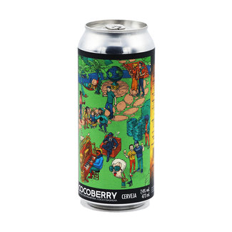Cervejaria MinduBier Cervejaria MinduBier - CocoBerry (Onde Está o Gole?)
