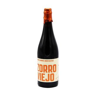 Cervecera Península Cervecera Península - Zorro Viejo Brandy B.A.