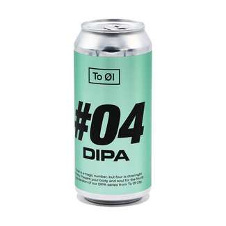 To Øl To Øl - #04 DIPA