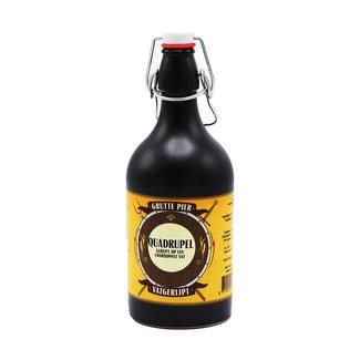 Grutte Pier Brouwerij Grutte Pier Brouwerij - Vatgerijpt Quadrupel Chardonnay Kruik