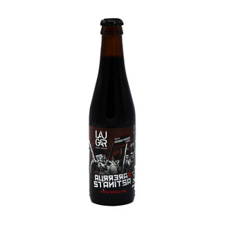 Laugar Brewery Laugar Brewery - Aurrera Stanitsa Bourbon Barrel Aged