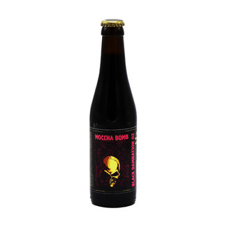 De Struise Brouwers De Struise Brouwers collab/ Brouwerij de Molen - Black Damnation II - Mocha Bomb