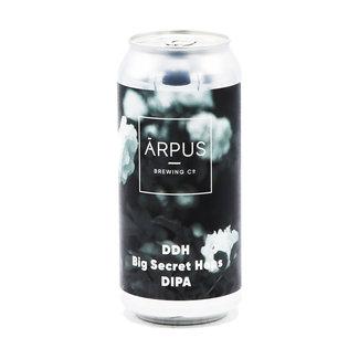 Arpus Brewing Co. Ārpus Brewing Co. - DDH Big Secret Hops DIPA