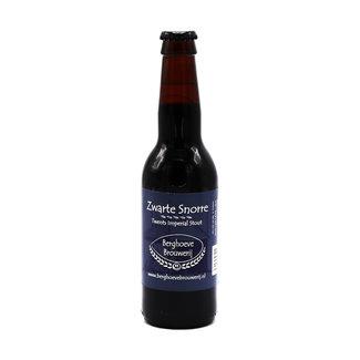 Berghoeve Brouwerij Berghoeve Brouwerij - Zwarte Snorre