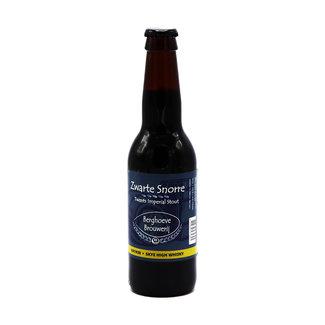 Berghoeve Brouwerij Berghoeve Brouwerij - VAT#38 Zwarte Snorre Barrel Aged Skye High Whisky