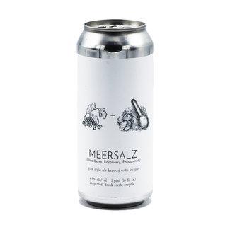 Narrow Gauge Brewing Company Narrow Gauge Brewing Company - Meersalz (Blackberry, Raspberry, Passionfruit)