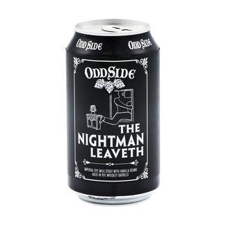 Odd Side Ales Odd Side Ales - The Nightman Leaveth