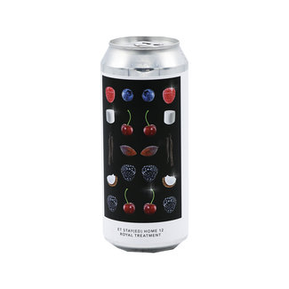 Evil Twin Brewing Evil Twin Brewing NYC - Et Stay(ED) Home 12 - Royal Treatment