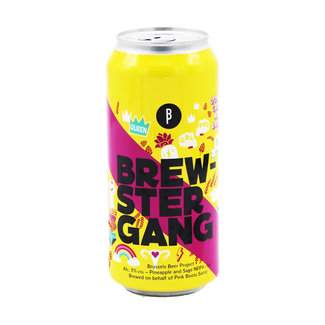 Brussels Beer Project Brussels Beer Project - Brewster Gang
