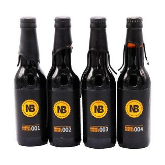 Nerdbrewing Nerdbrewing - Barrel Series 001 - 004 Compleet