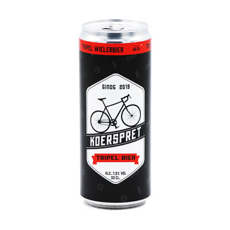 Brouwerij Cattus Brouwerij Cattus - Koerspret Tripel