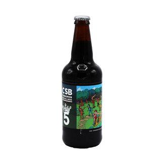 5 Elementos Cervejaria Artesanal 5 Elementos Cervejaria Artesanal - CSB - Cinnamon Special Beer
