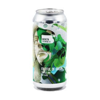 Bereta Brewing Co. Bereta Brewing Co. - Fistful of Green