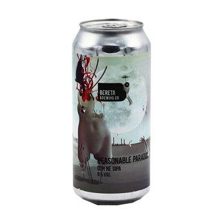 Bereta Brewing Co. Bereta Brewing Co. - Reasonable Paradox