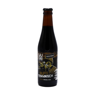 Laugar Brewery Laugar Brewery - Aupa Tovarisch Scotch Whisky Barrel Aged