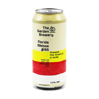 The Garden Brewery The Garden Brewery - Florida Weisse #06 - Pineapple, Pink Grapefruit & Vanilla